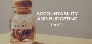 Accountability Part 1